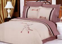 Duvet cover set Luxury Full/Queen bedding Le Vele LE132Q