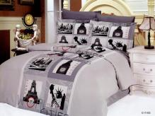 Cities - Duvet Cover Bed In Bag Gift Set