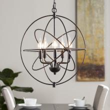 Nova 5-Light Orb Pendant Lamp