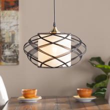 Alento Wire Cage Pendant Lamp