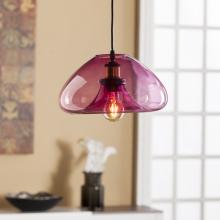 Zara Colored Glass Pendant Lamp