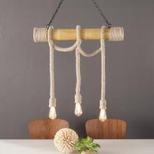 Montez DIY 3-Rope Island Pendant Lamp