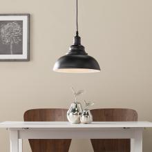 Morova Bell Pendant Lamp - Contemporary Style - Black