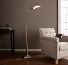 Ottlite Alton Task Floor Lamp - Brushed Nickel