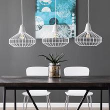 Brinland Cage Pendant Lamp Collection - 3pc Set