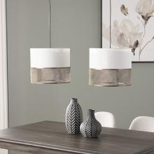 Abana Pendant Lamps - 2pc Set
