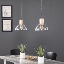 Adrienne Pendant Lamps - 2pc Set
