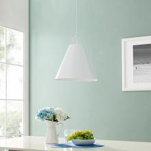 Avalos White Pendant Lamp