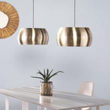 Bernay Metal Pendant Lamp Set