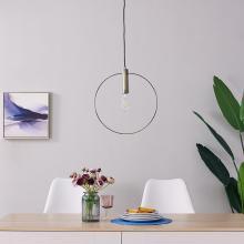 Cavazo Round Wire Light Fixture