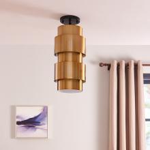 Eagan Semi-Flush Mount Lamp