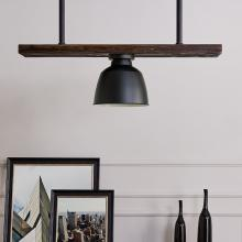 Averni Flush-Mount Pendant Lamp