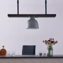 Averni Flush-Mount Pendant Lamp