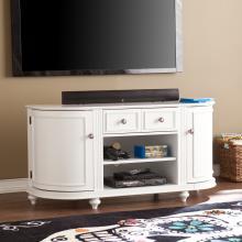Dandridge TV/Media Stand - White