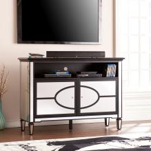 Aristo Mirrored TV/Media Stand