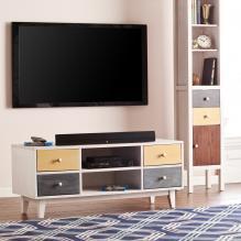 Cadman 4-Drawer TV/Media Stand