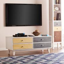 Cadman 4-Drawer TV Console