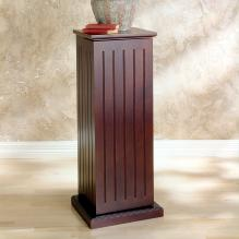 MEDIA STORAGE PEDESTAL - CHERRY