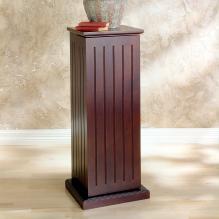 Media Storage Pedestal