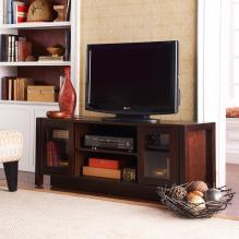 TV Stand/Media Console - Espresso
