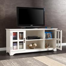 Remington TV/Media Stand - White