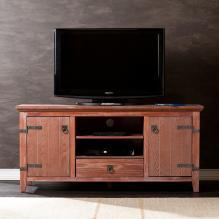 Antonio Rustic Plank TV Console