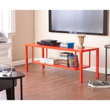 Maians Media Console - Red Orange