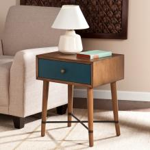 Norwich Accent Table - Blue