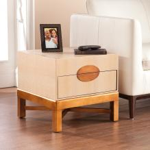 Libertine Accent Table Trunk