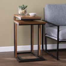 Sabanti Nesting C-Tables - 2pc Set