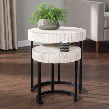 Kennerly Nesting Side Tables - 2pc Set