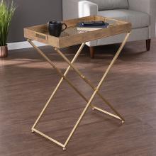 Vizela Folding Side Table