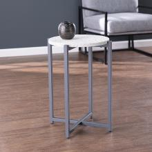 Dalbrent Round Accent Table
