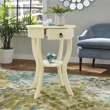 Lindstrom Tall Accent Table with Storage