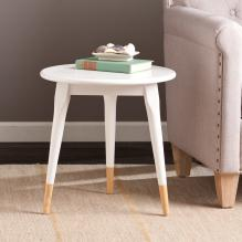 Alden Round Side Table