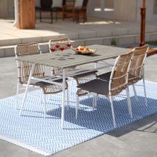 Longino Outdoor Dining Set - 5pc