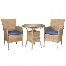 Veda Outdoor Seating - 3Pc Set