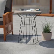 Cydriana Outdoor Accent Table