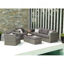Bristow Outdoor Deep Seating 5Pc Set