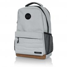 Gamily Laptop Backpack - White