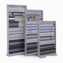 9 Shelves Cd/DVD Storage With Jewel Cases
