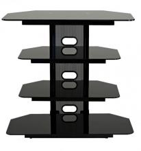 Multifunction Audio/Video Component Stand