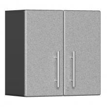 Ulti-MATE Garage 2.0 Series 2-Door Wall Cabinet Stardust Silver Metallic