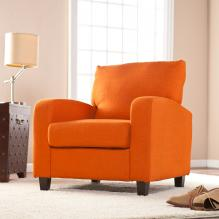 Kennedale Arm Chair - Orange