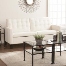 Mansfield Midcentury Modern Sofa - Oatmeal