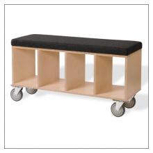 Bench Box With Pad