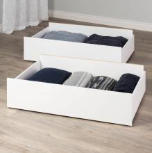 Select Storage Drawers, Set of 2 on Wheels