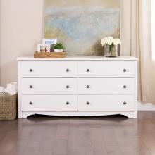 Monterey 6 Drawer Dresser
