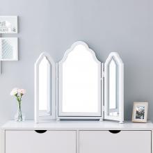 Archlyn Tri-fold Vanity Mirror