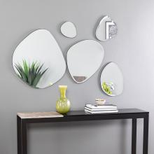 Woxsley 5pc Decorative Mirror Set
